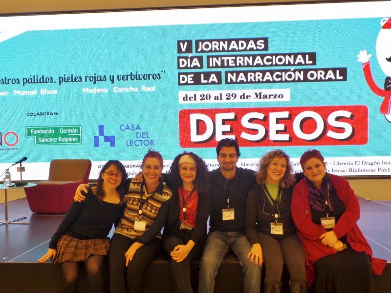 V Jornadas MANO Conferencia Manuel Rivas
